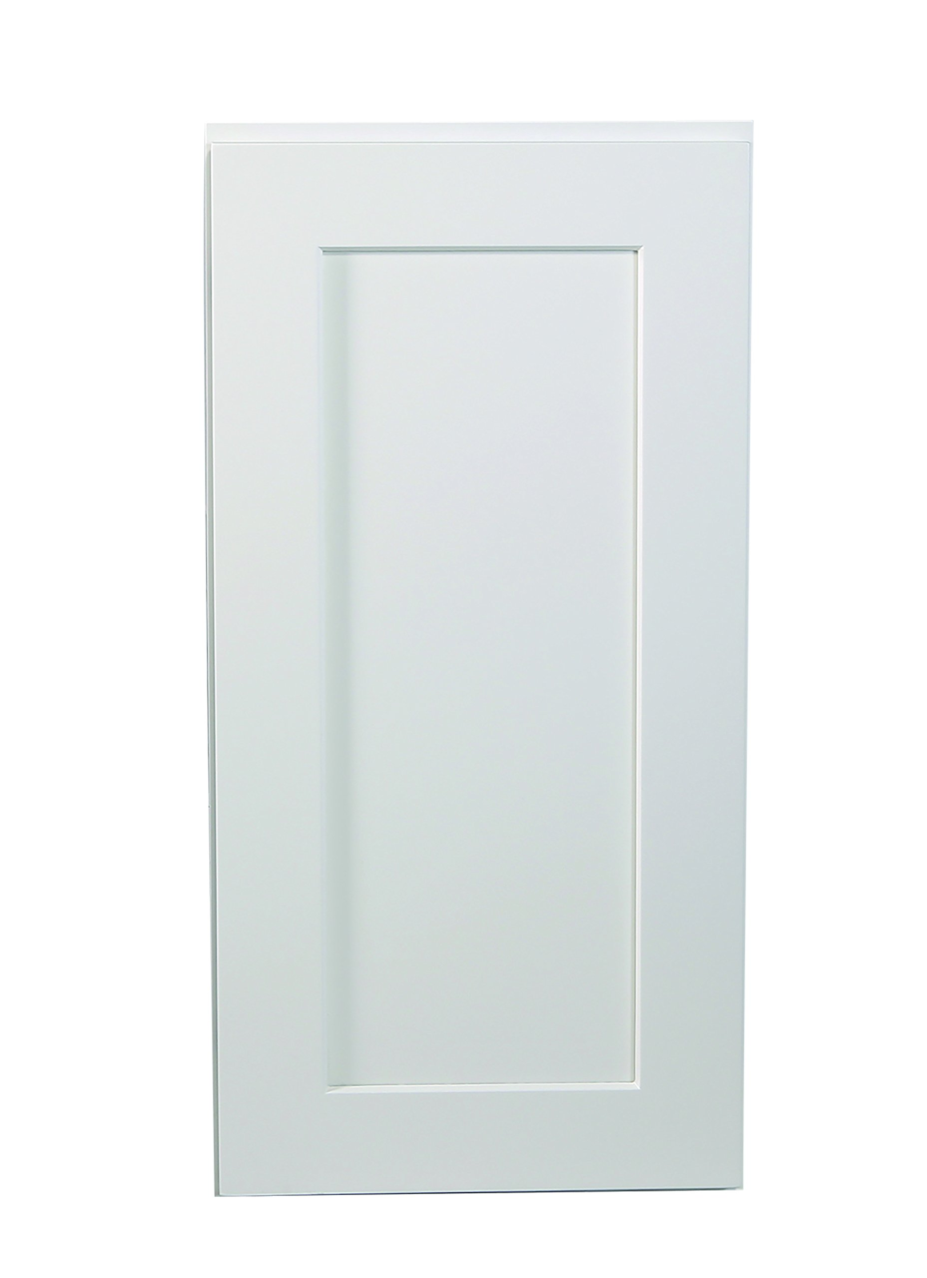 Design House 569079 Brookings Fully Shaker Wall 18x36x12, White Assembled Kitchen Cabinets,