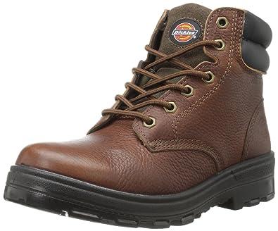 2f938c4faae Amazon.com: Dickies Men's Challenger Steel-Toe Waterproof Boot: Shoes