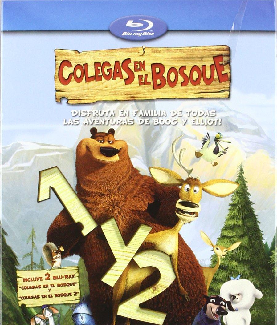Pack Colegas en el Bosque 1 + 2 [Blu-ray]: Amazon.es: Ashton ...