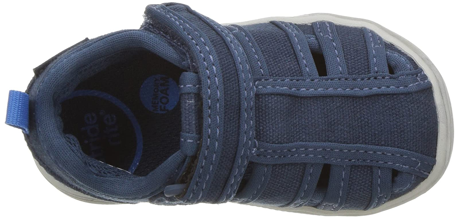 Stride Rite Sawyer Fisherman Sandal (Toddler) 1 M US Girl - 8