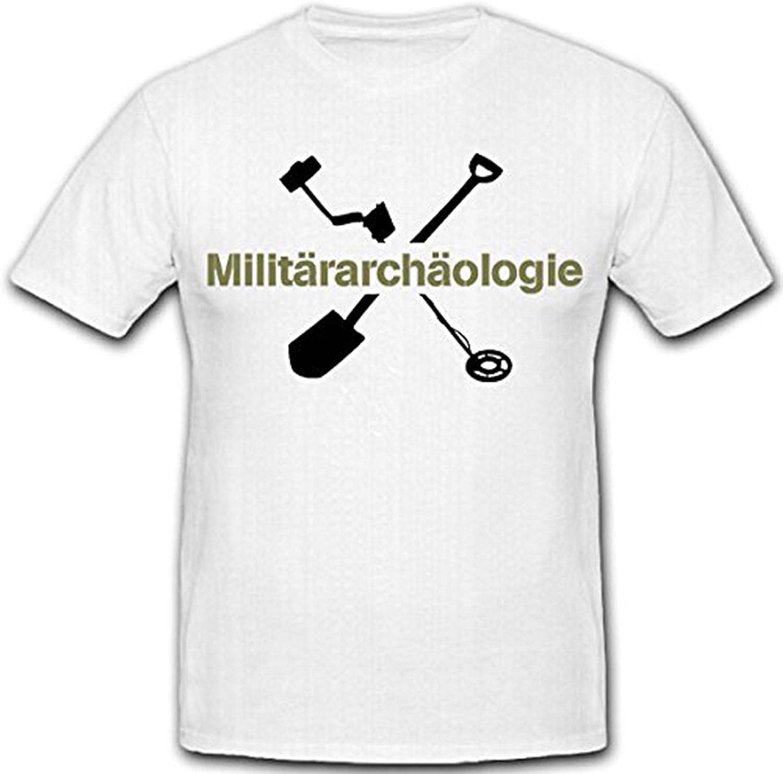 Copytec Militar archaellogie de suelo Fund archaeloge Detector de metales Sonda Mili taria – Camiseta # 12024: Amazon.es: Ropa y accesorios