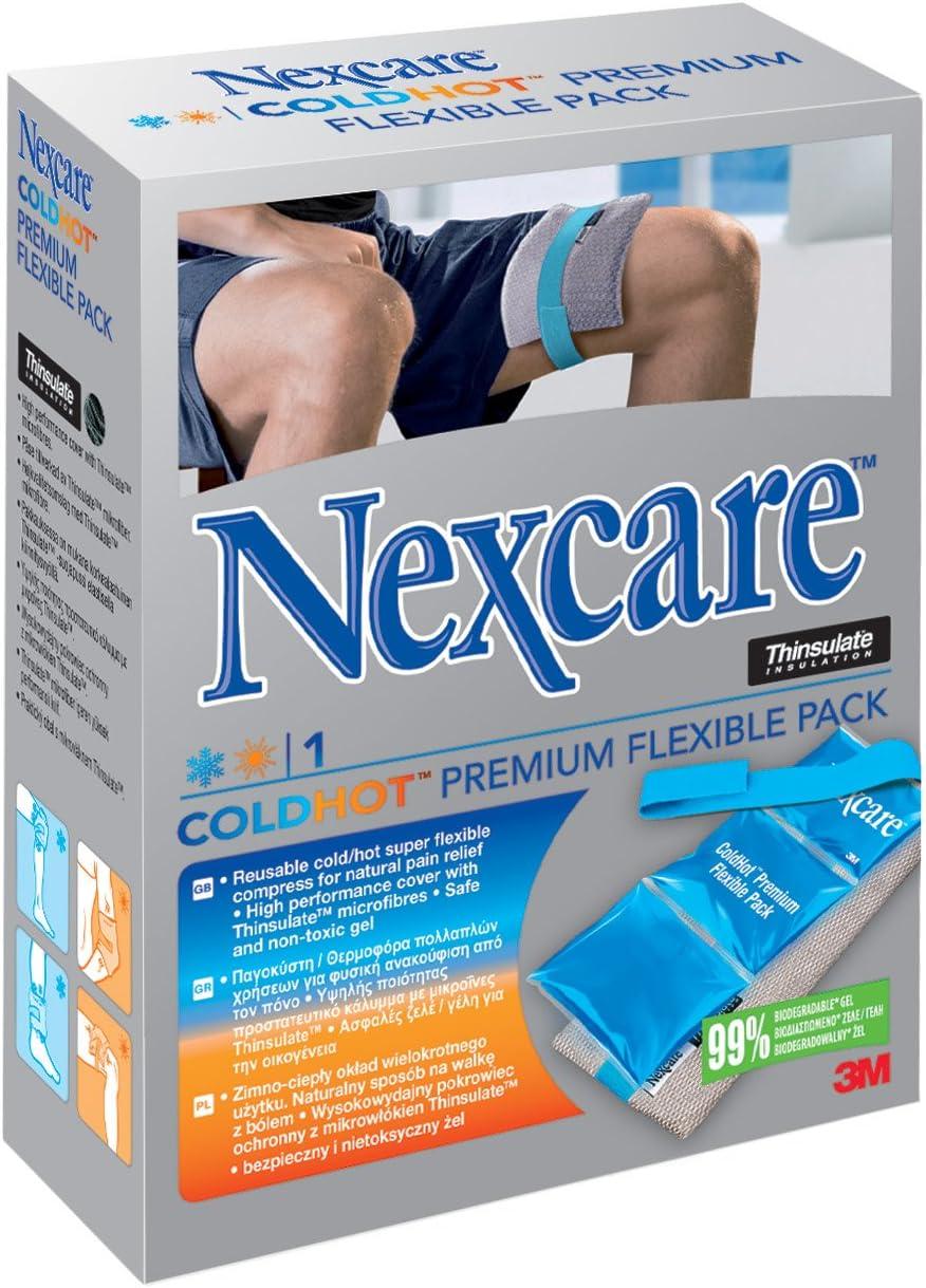 3 M Nexcare frío y calor) Premium Flexible): Amazon.es: Salud y cuidado personal