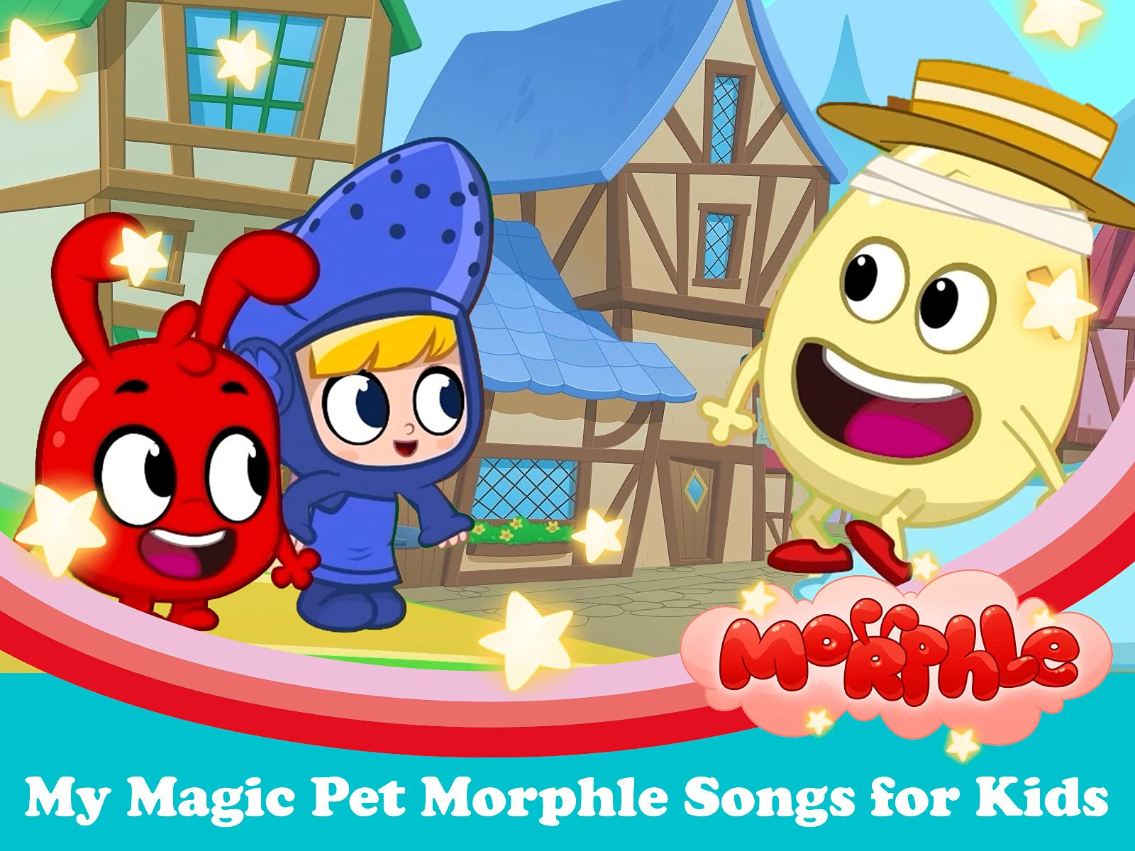 My Magic Pet Morphle - Songs for Kids