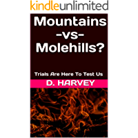 Mountains -vs- Molehills?: Trials Are Here To Test Us