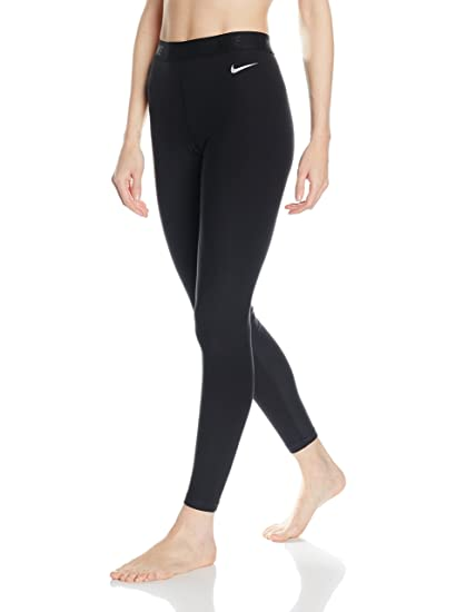 Amazon.com : NIKE NEW Ladies Black Golf Tights/Yoga Pants ...
