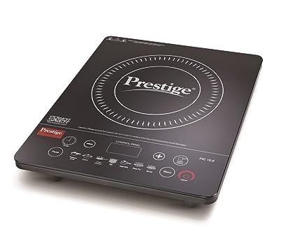 Prestige PIC 15.0 41932 1600-Watt Induction Cooktop (Black)