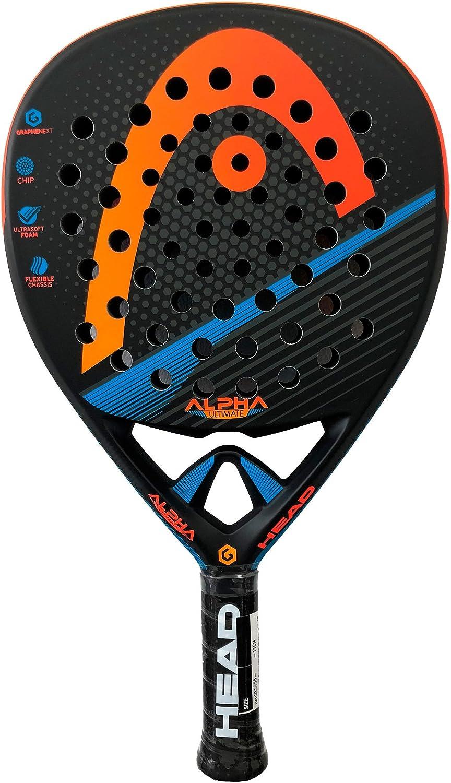 Head Pala Graphene XT Alpha Ultimate Orange