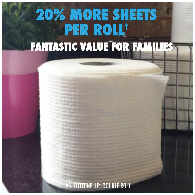 Amazon.com: Cottonelle CleanCare Family Roll Toilet Paper, Bath ...