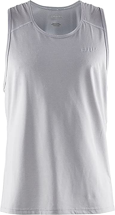 Craft - Camiseta deportiva sin mangas con espalda Racerback ...