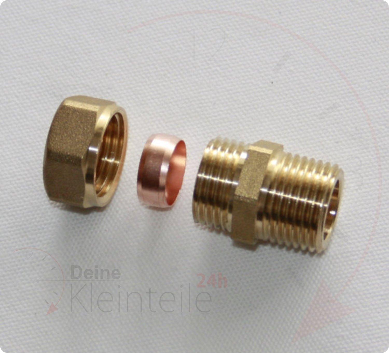 12 Nieten Linsenkopf Nr.905248//3008 w1 3,0 x 6 mm Aluminium