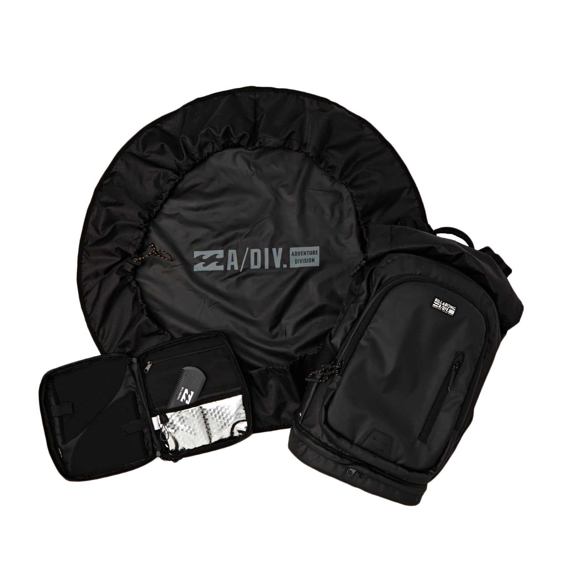Billabong Surftrek Backpack One Size Stealth