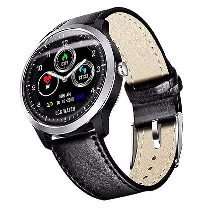 Amazon.com: Dayangiii ECG PPG Smart Watch, Bluetooth Sports ...