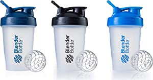 Blender Bottle 20oz Sundesa (3) (Black|Navy|Cyan)