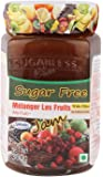 Sugarless Bliss Jam with Fibre Mix Fruit, 300g