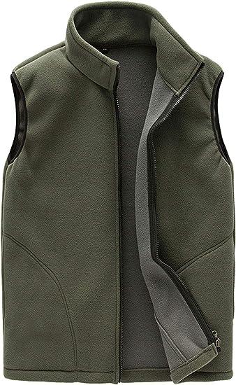 Outdoor Mens Fleece Vest