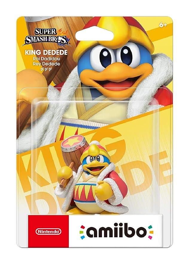 Amazon Com Nintendo Super Smash Bros King Dedede Amiibo Toys Games