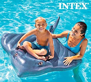 Intex hinchable manta ray: Amazon.es: Deportes y aire libre