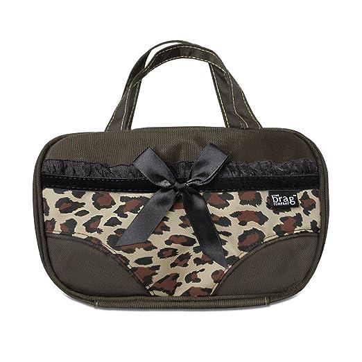998f350b77 Travel Underwear Organizer Lingerie Bag – Underwear Pouch For Women That  Separates Clean   Not-