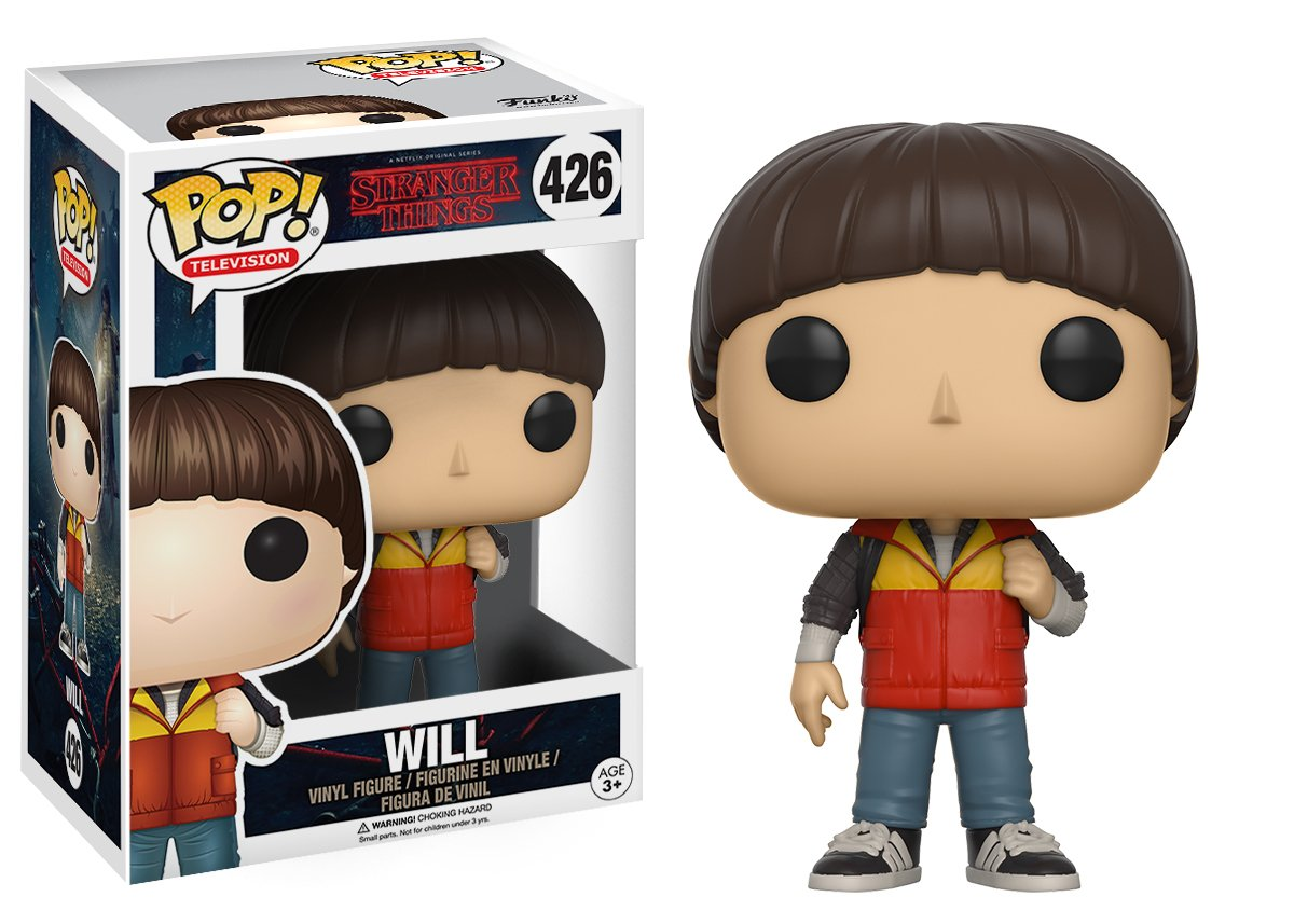 will Beyer Stranger Things Pop