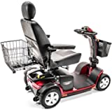 Challenger Mobility J900 Large Rear Basket for Electric Mobility Scooters and Power Wheelchairs, Fits Go-Go Travel…