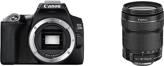 EOS 250D (24, 1 megapíxel, 7 cm (3