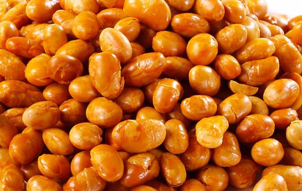 SOYA NUTS - TOASTED NO SALT- 11lb by Dylmine Health