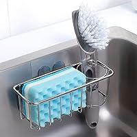 Dish Rack and Sponge Holder Sponge & Brush Holder