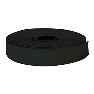 "JR Products 10015 Premium Vinyl Insert - Black, 1"" x 25': Automotive"