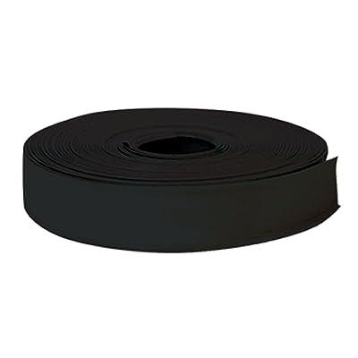 "JR Products 10015 Premium Vinyl Insert - Black, 1"" x 25': Automotive"