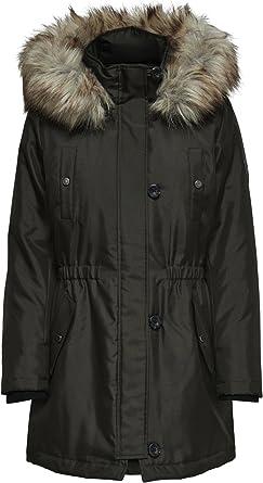 Only Onliris Fur Winter Parka CC Otw Giacca Donna
