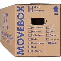 Faltkarton 1-wellig 300 x 250 x 200 mm; Karton; Pappkarton; Versandkarton #5