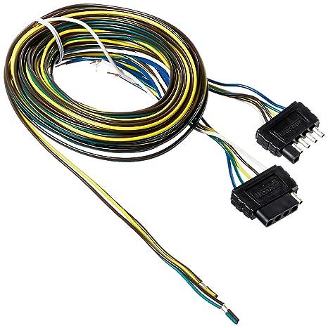 Amazon.com: Wesbar 707105 25\' Wishbone Trailer Wiring Harness Kit ...