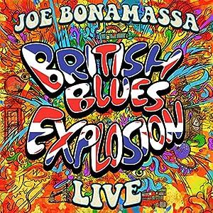 British Blues Explosion Live album