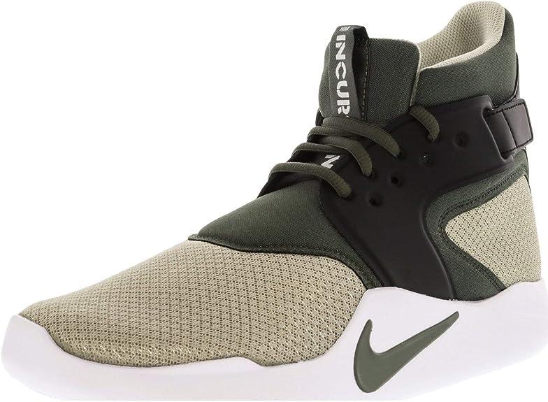 Leather Basketball Shoe