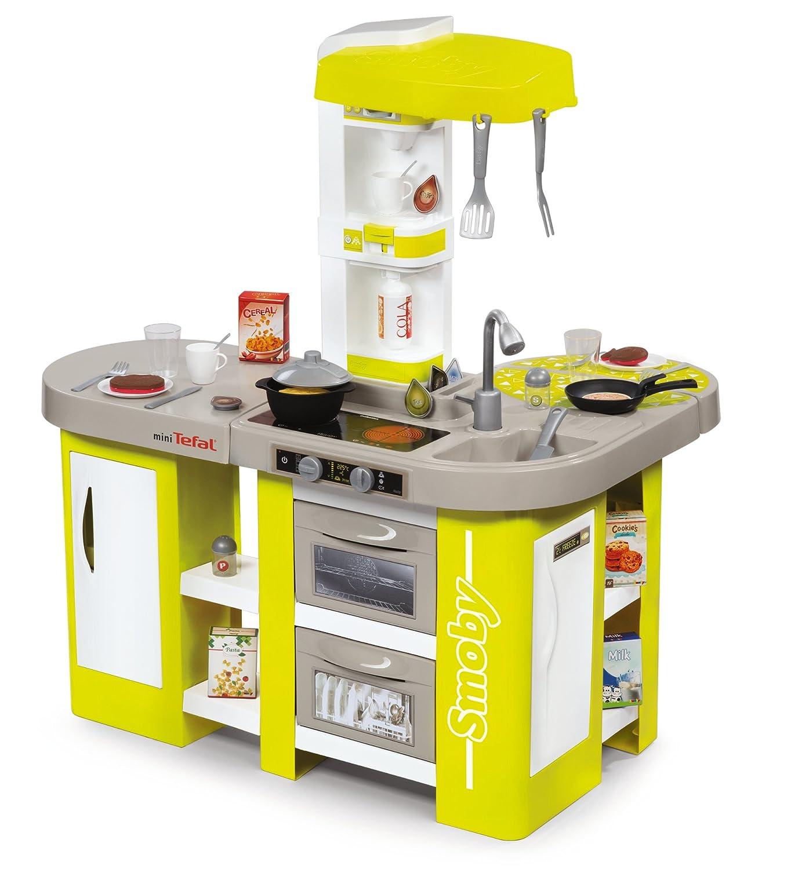 Kinderküche mit Spülmaschine - Smoby Tefal Studio XL Küche