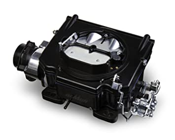 Demon 1904BK 750 CFM Polymer Bowl Black Street Demon Carburetor