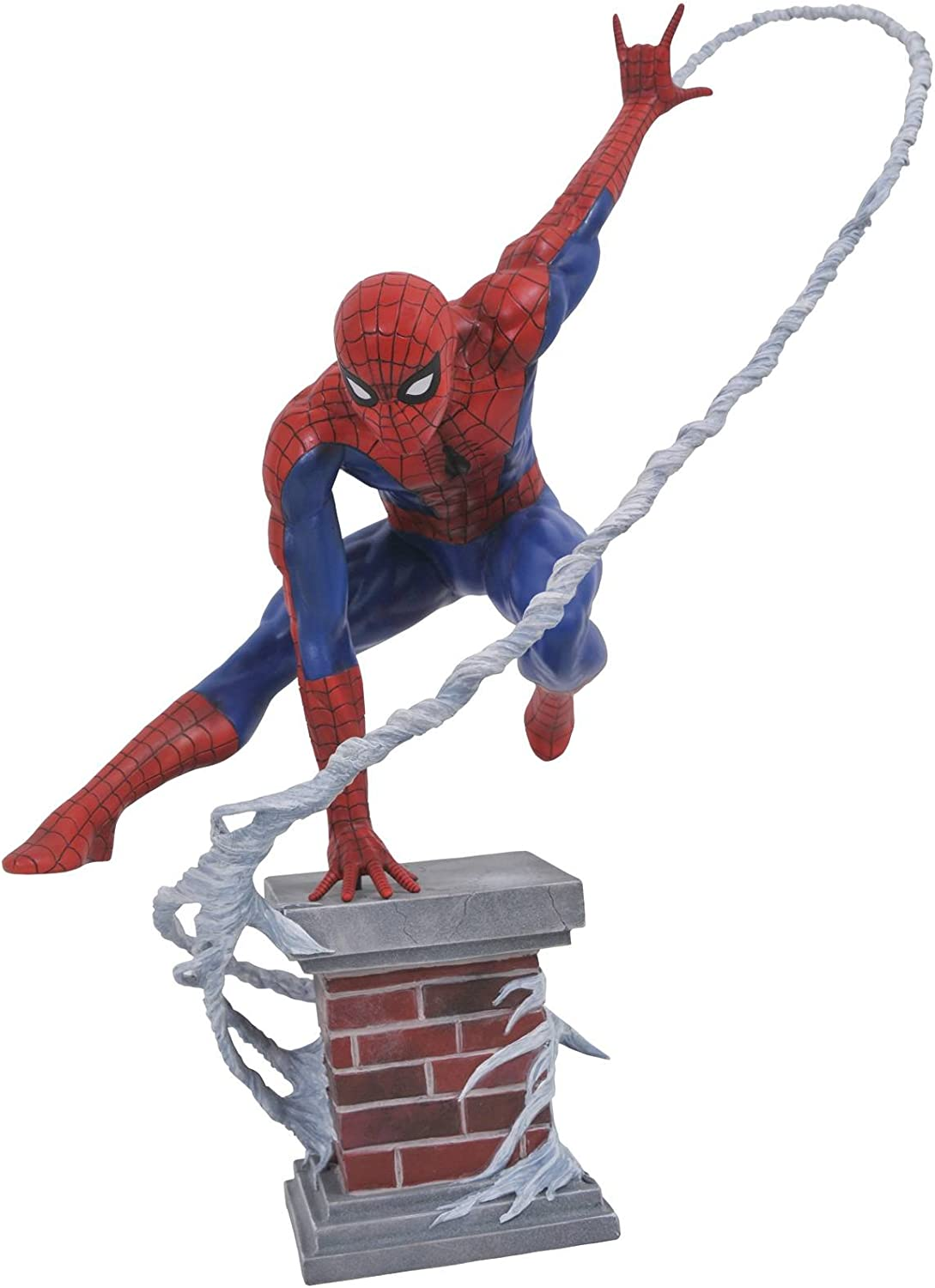 DIAMOND SELECT TOYS Marvel Premier Collection: Spider-Man Resin Statue