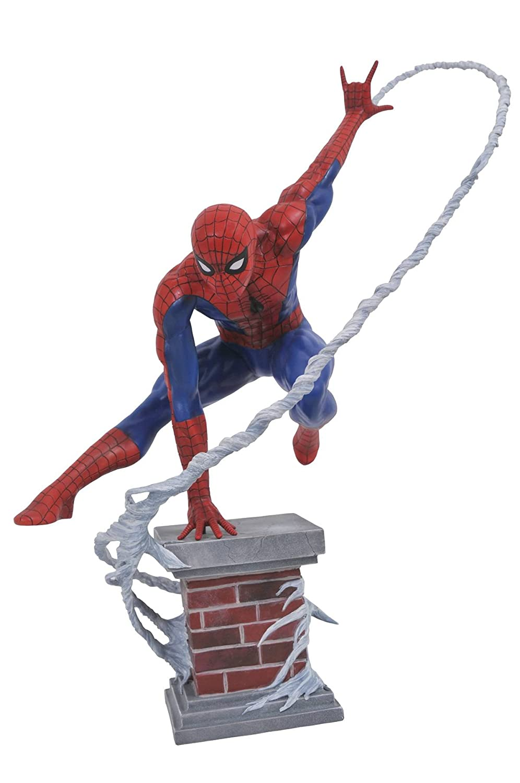 Spider-Man Resin Statue Diamond Comic Distributors AUG172645 DIAMOND SELECT TOYS Marvel Premier Collection