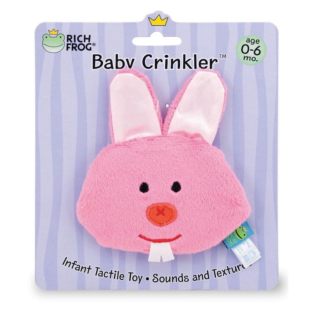 品質が Rich – Frog Baby Rich Crinkler B007TMT9ZY – Bunny B007TMT9ZY, 西浅井町:59dddf35 --- a0267596.xsph.ru