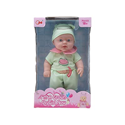 Om Doll With Ic And Battery Little Kids