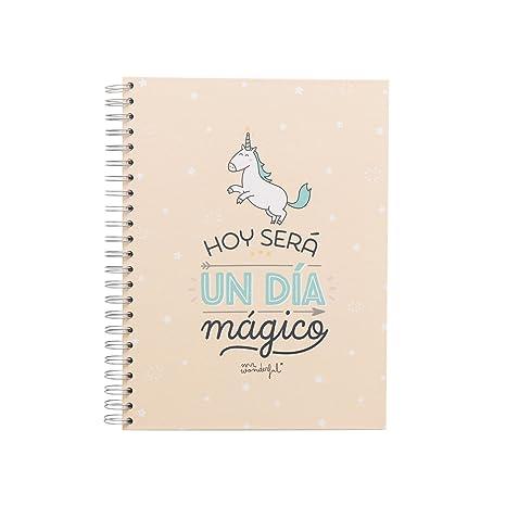 Amazon.com: Mr. Wonderful woa03708es – diseño libro, grande ...