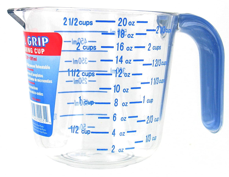 Amazon.com: Arrow Plastic 00031 2-1/2 Cup Cool Grip ...