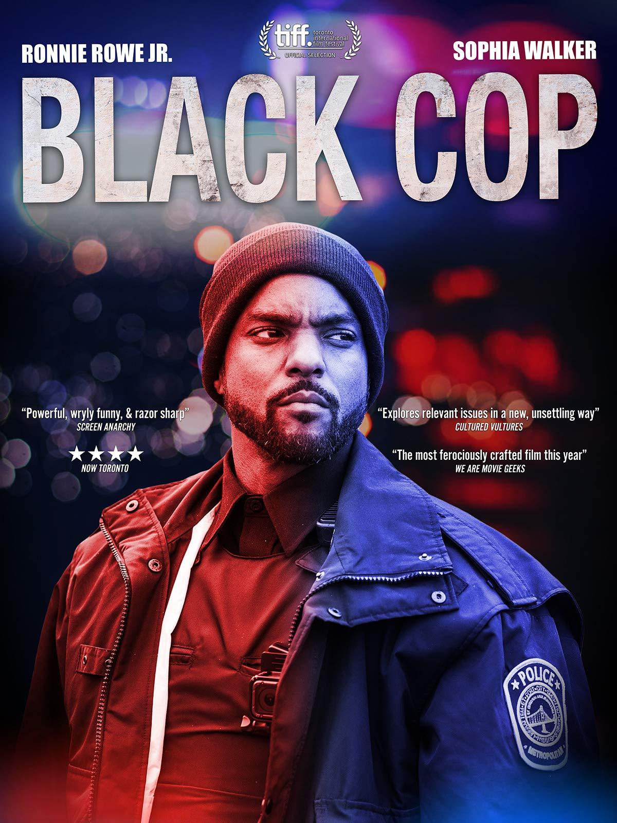 Black Cop on Amazon Prime Video UK