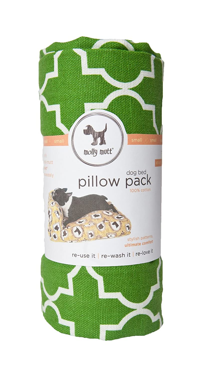 100/% Cotton molly mutt Dog Bed Pillow Pack Duvet Washable Durable