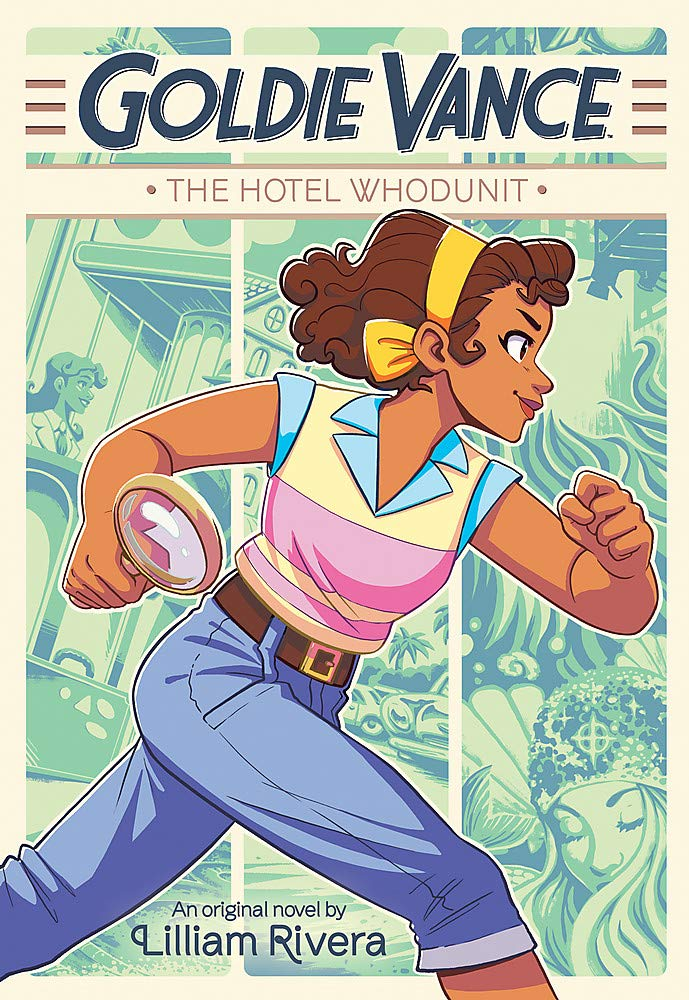 Amazon.com: Goldie Vance: The Hotel Whodunit (9780316456647 ...