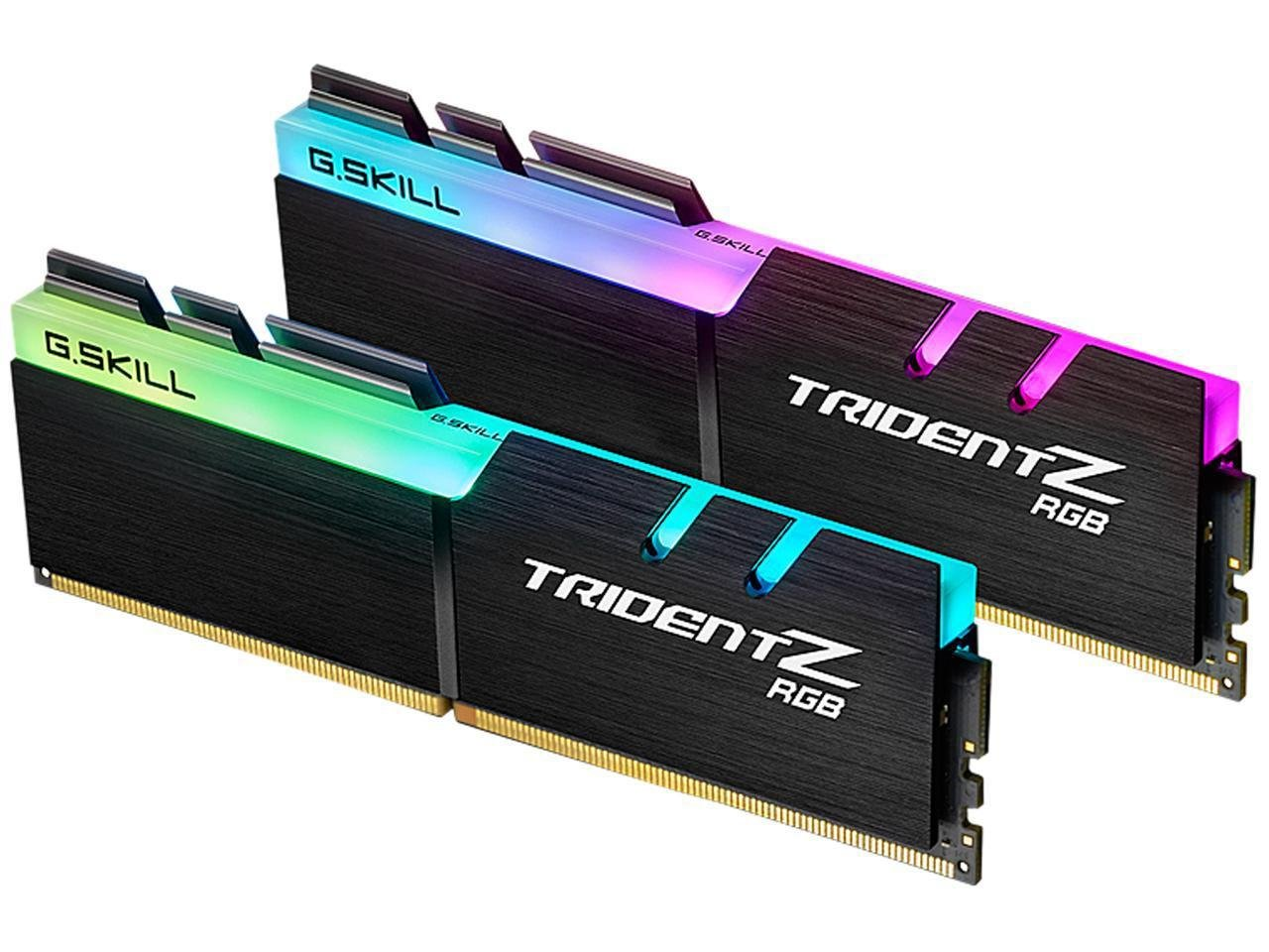 Memoria G.Skill 16GB 2x8GB TridentZ RGB Series DDR4 PC4-2400