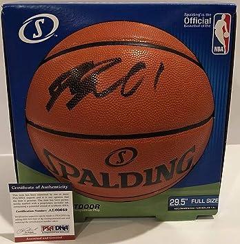 new arrival 0dbe0 617b1 Devin Booker Autographed Signed 29.5 Basketball Memorabilia ...