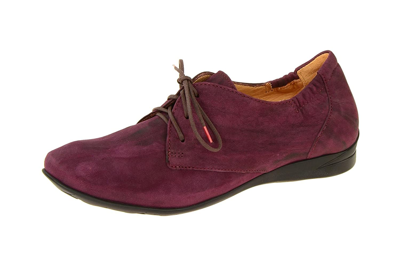Think! Think! 1-81917-34, Chaussures coupe à lacets et coupe Chaussures classique femme Rouge cf8d64c - conorscully.space