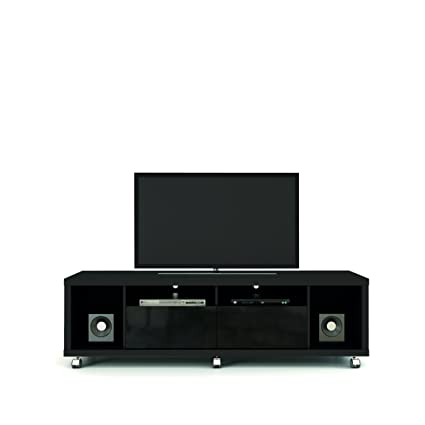 04898494150466 Amazon.com: Manhattan Comfort Cabrini 1.8 Stand Collection Free Standing TV  Stand for Flat Screens, 71