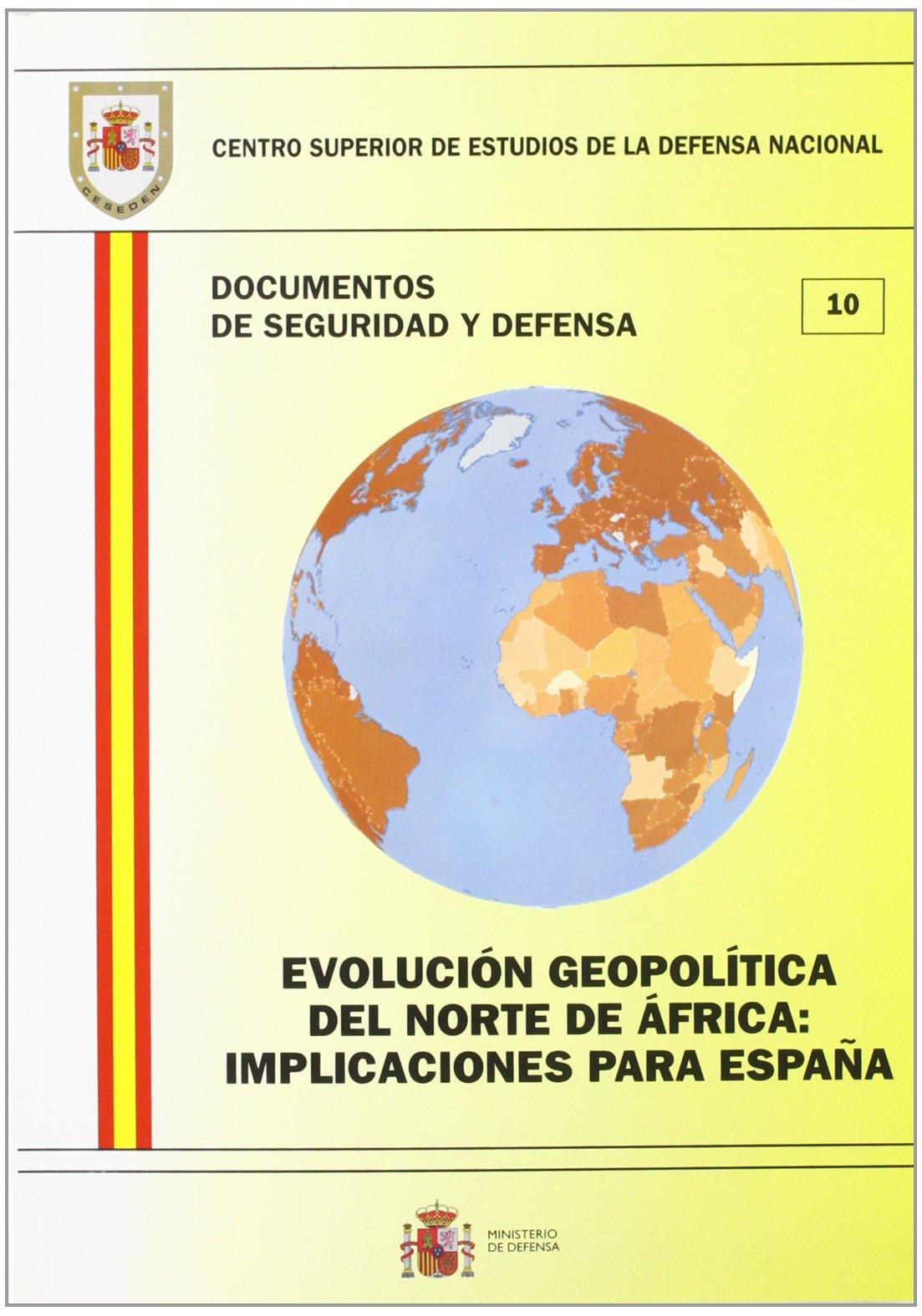 Evolución geopolítica del norte de África: implicaciones para ...